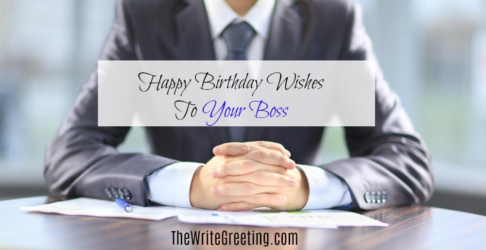 boss sitting at his desk waiting for his birthday celebrations