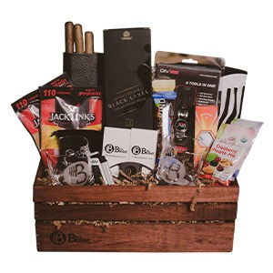 golfers gift box for dad