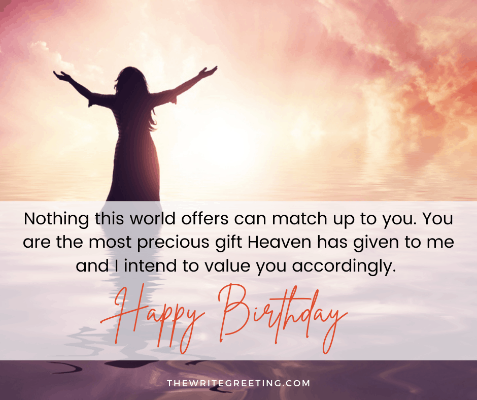 Biblical birthday wishes for mom