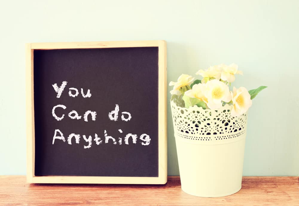 You can do anything written on a blackboard