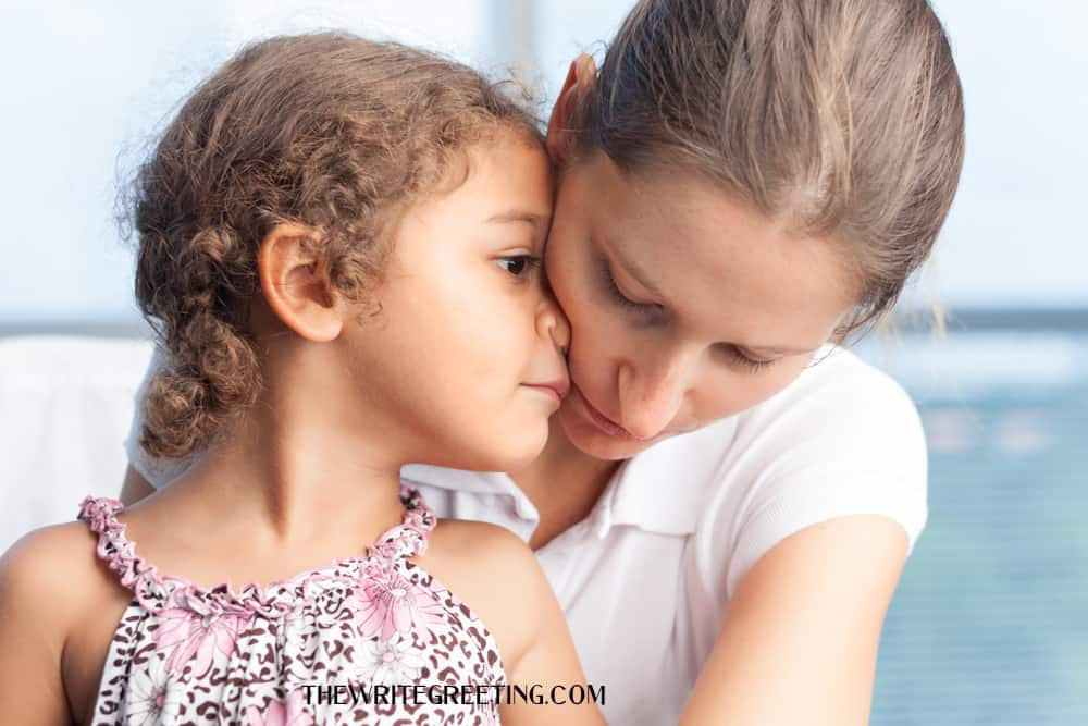 Single mom struggling with daughter